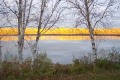 Baie Philomène-Automne